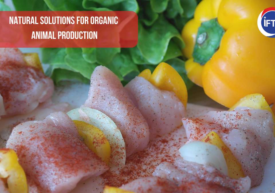 Natural solutions for organic animal production